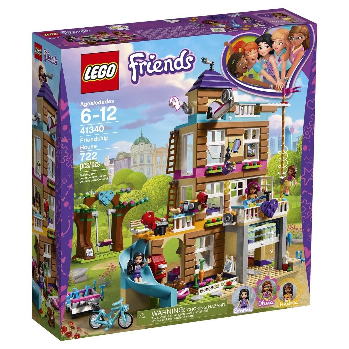 Casa de la Amistad Lego