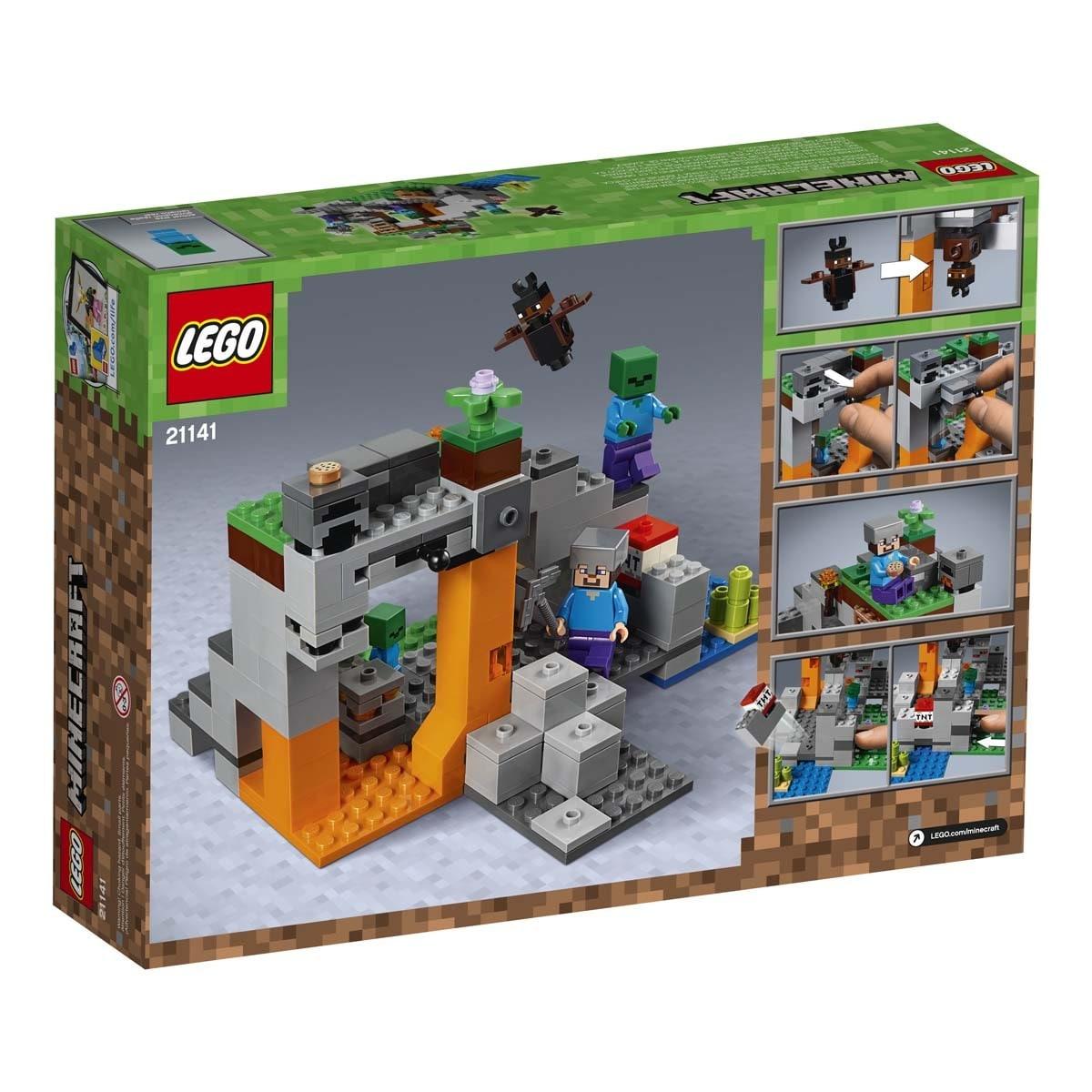 La Cueva de los Zombies Lego