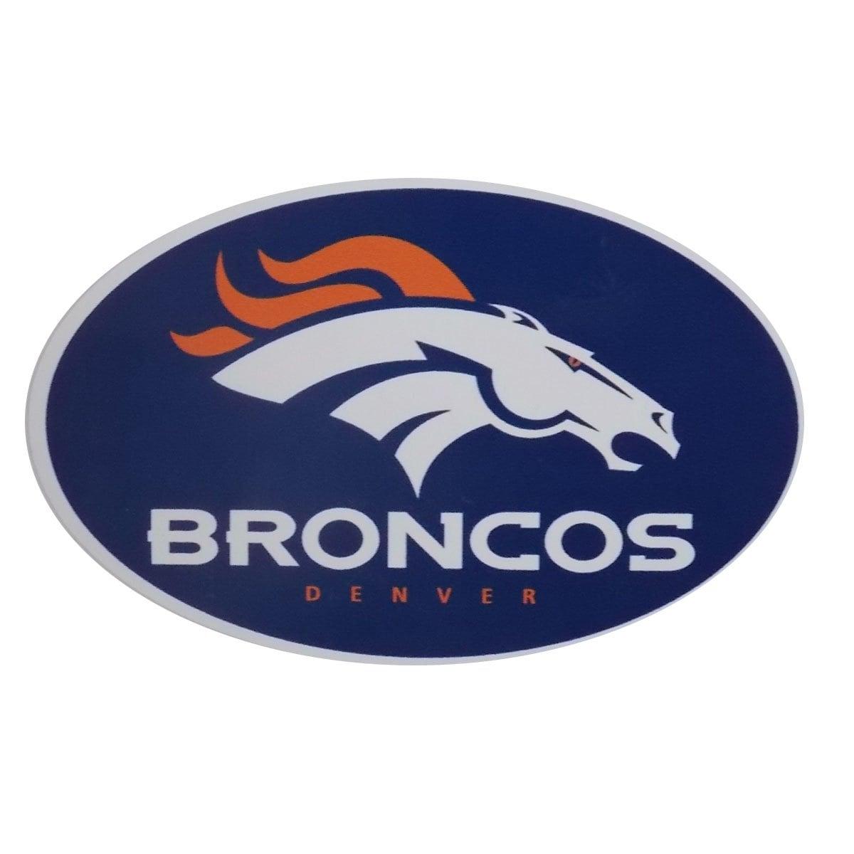 Sticker Broncos Denver Nfl