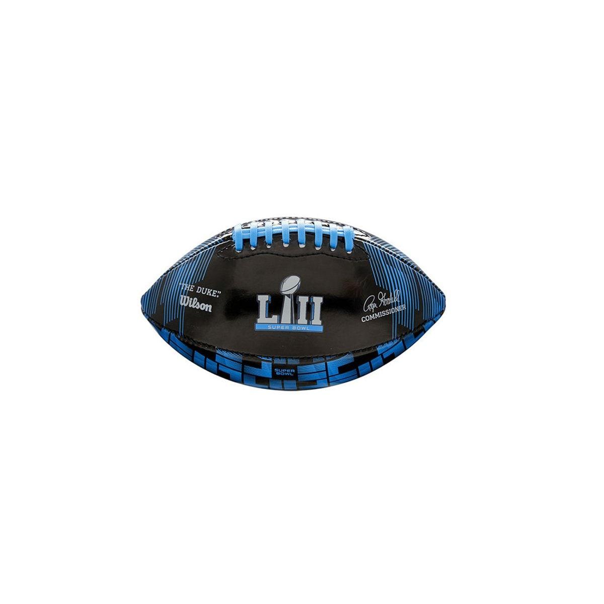 Micro Balón Super Bowl Lll Wilson