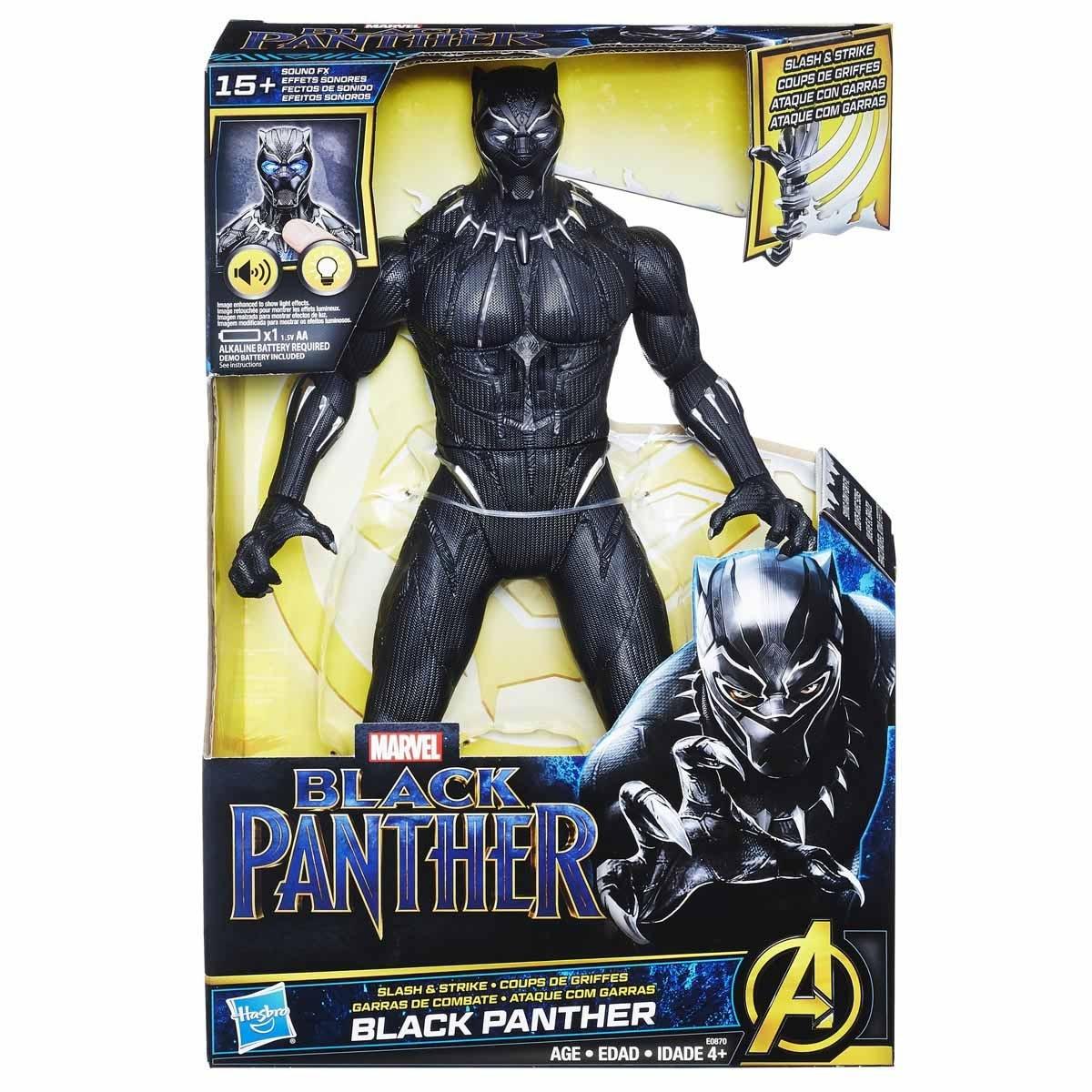 Marvel Figura de Acción Black Panther Hasbro