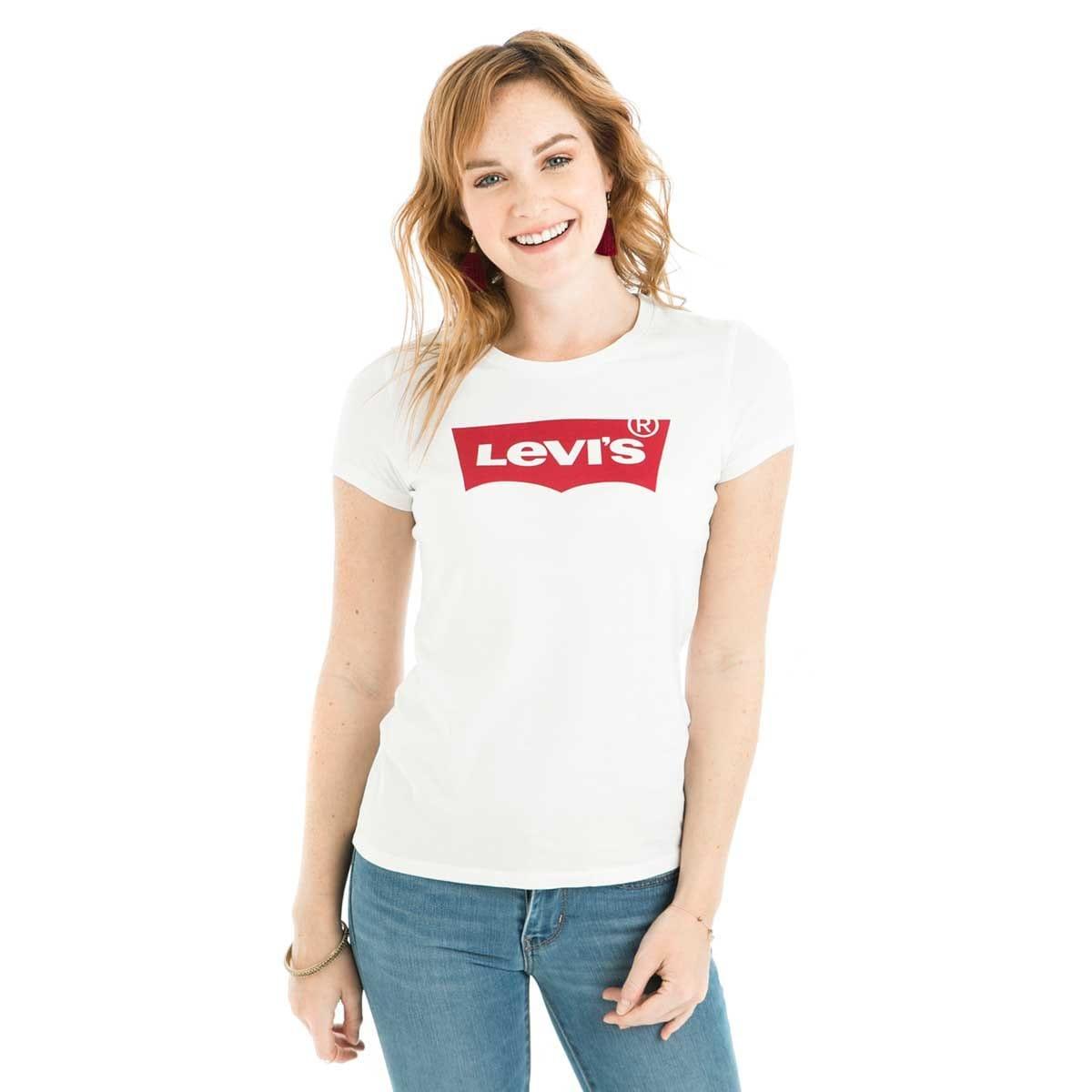 Playera Perfect Graphic Tee Levi's Woman