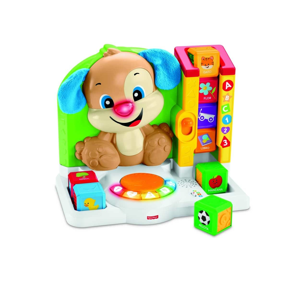 Fisher Price Laugh And Learn Perrito Primeras Palabras Mattel