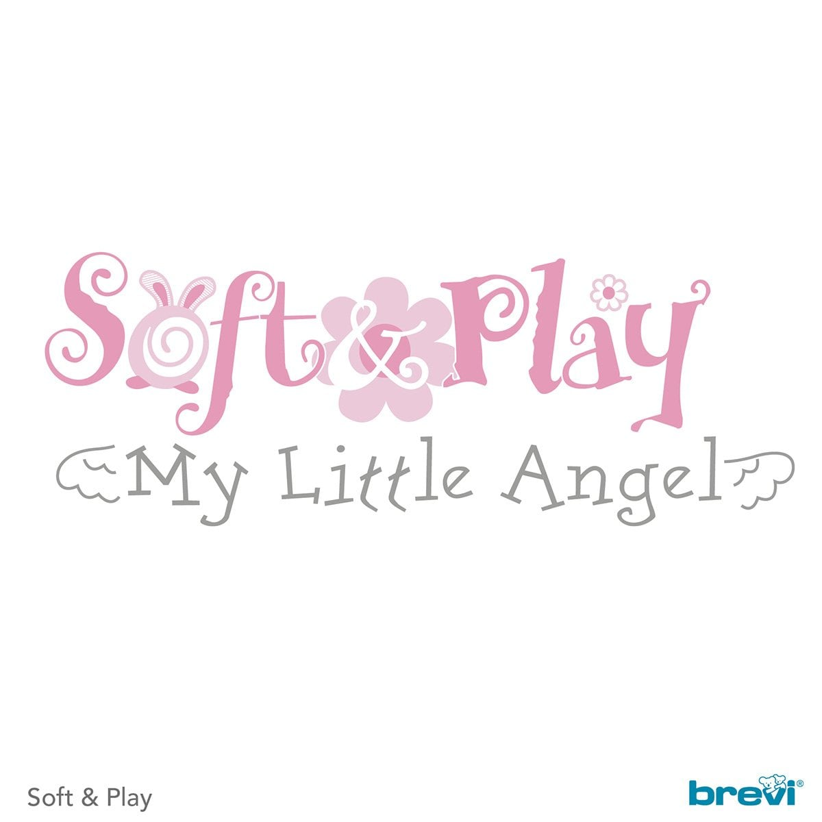 Corral Soft & Play Mi Little Angel Brevi