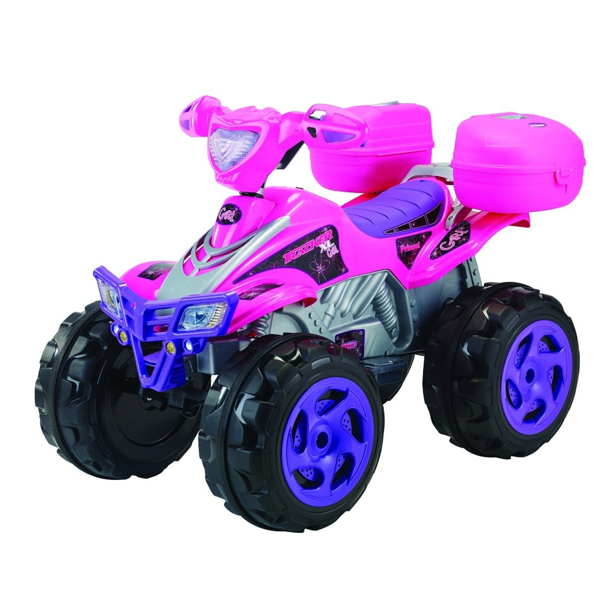 Montable Moto Tracker Xl Girl 6V Prinsel