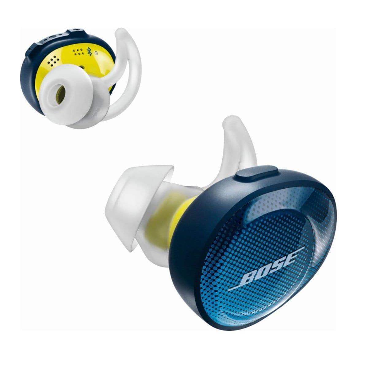 Audífonos Sound Sport Free Azul Bose