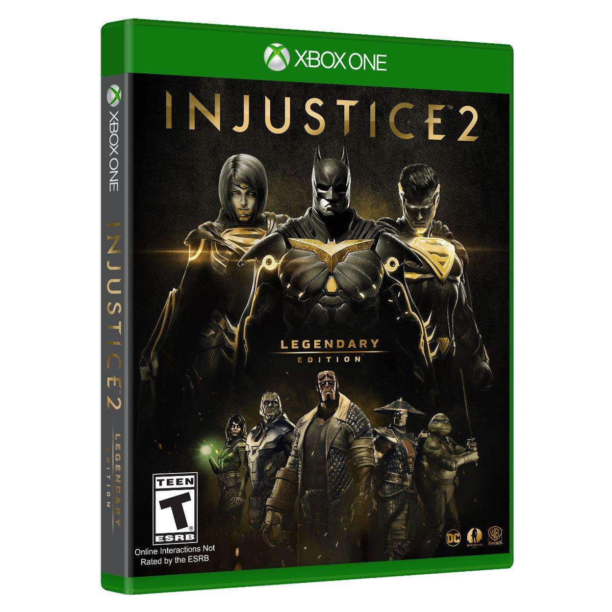 Xbox One Injustice 2 Legendary Edition