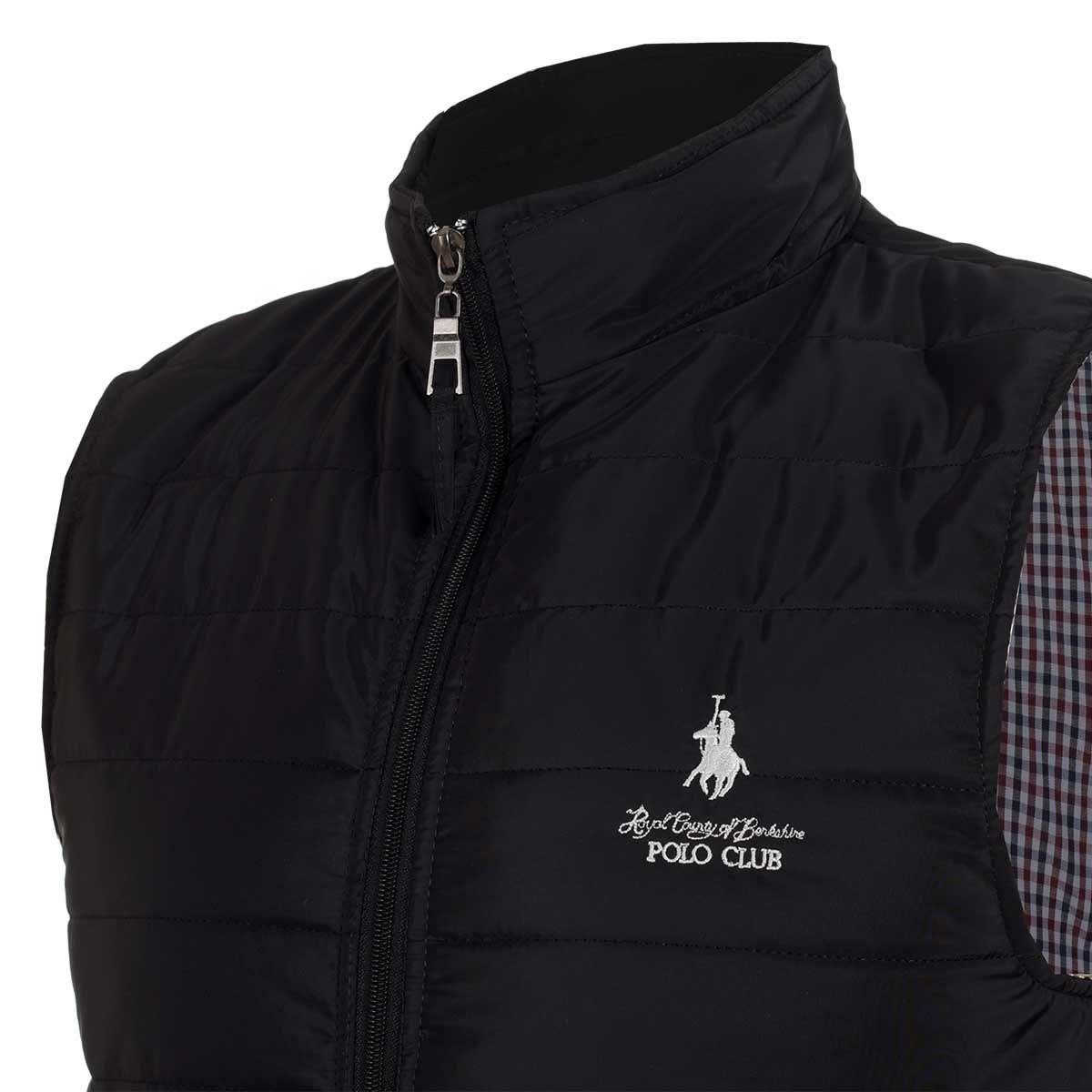 Chaleco Capitonado Polo Club