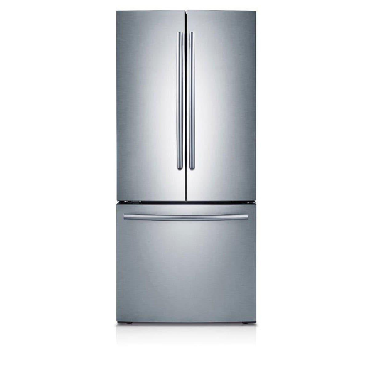 Refrigerador Samsung French 22 P Rf Silver