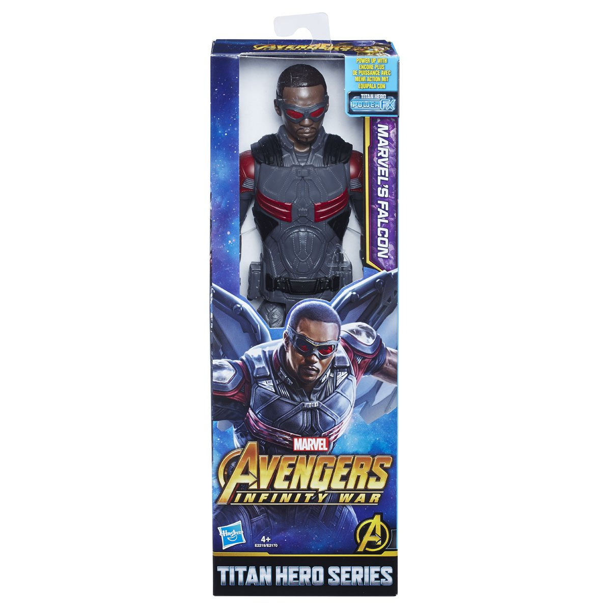 Marvel Falcon Titan Hero Hasbro