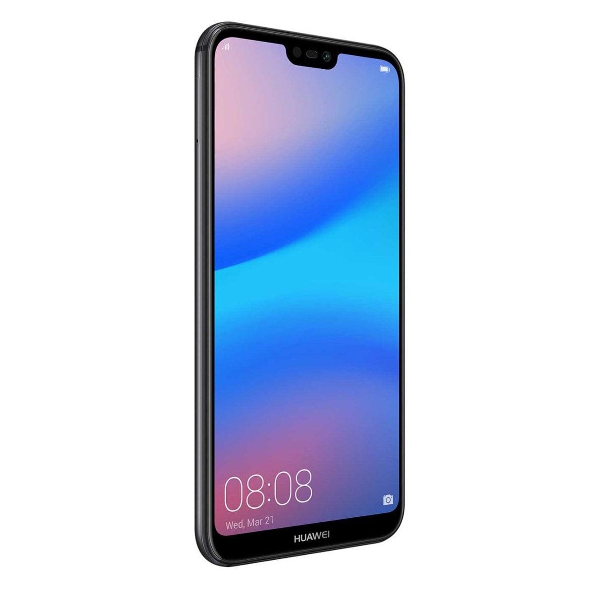 Celular Huawei P20 Lite Ane-Lx3 Color Negro R9 (Telcel)
