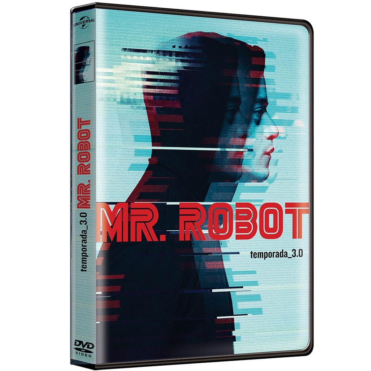 Dvd  Mr. Robot - Temporada 3
