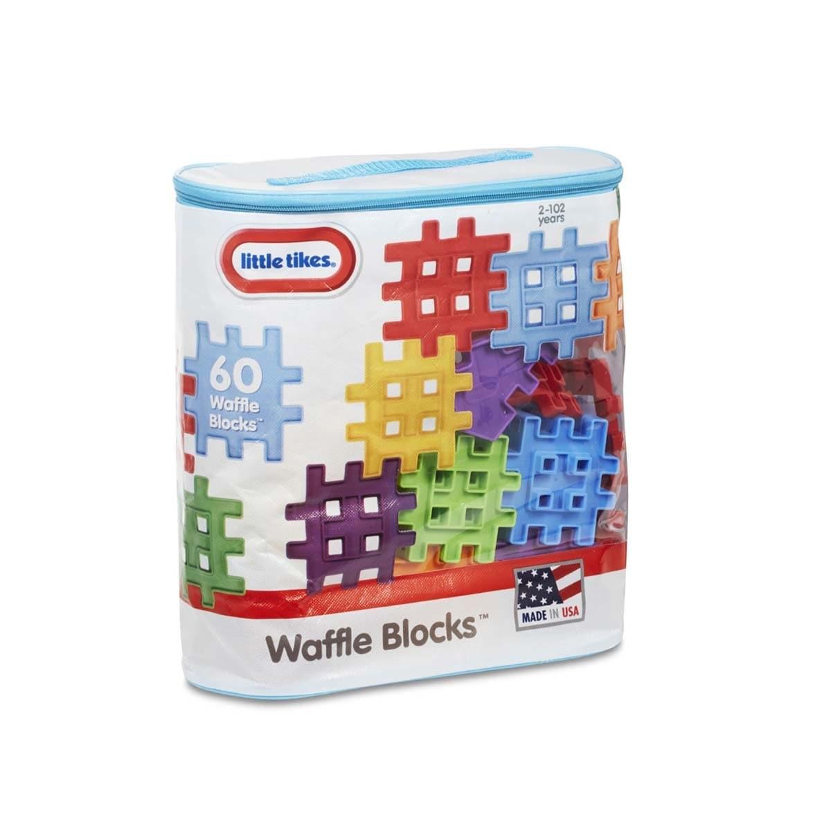 Little Tikes Waffle Blocks Ruz