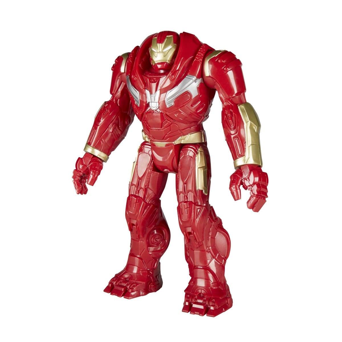 Marvel Figura Hank Hulkbuster Titan Hero Series Hasbro