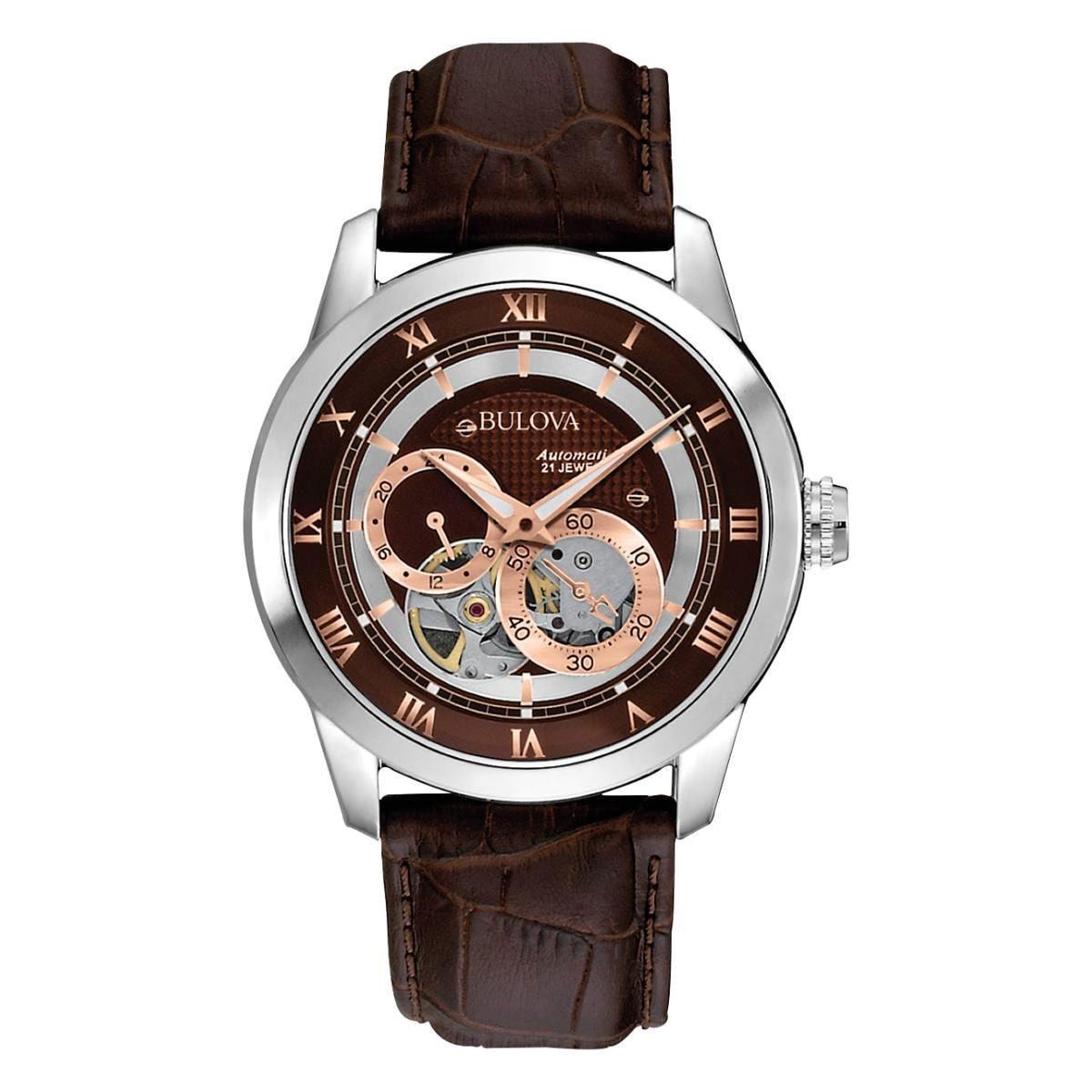 Reloj Bulova Caballero 96A120