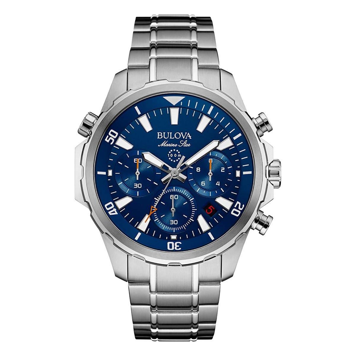 Reloj Caballero Bulova 96B256