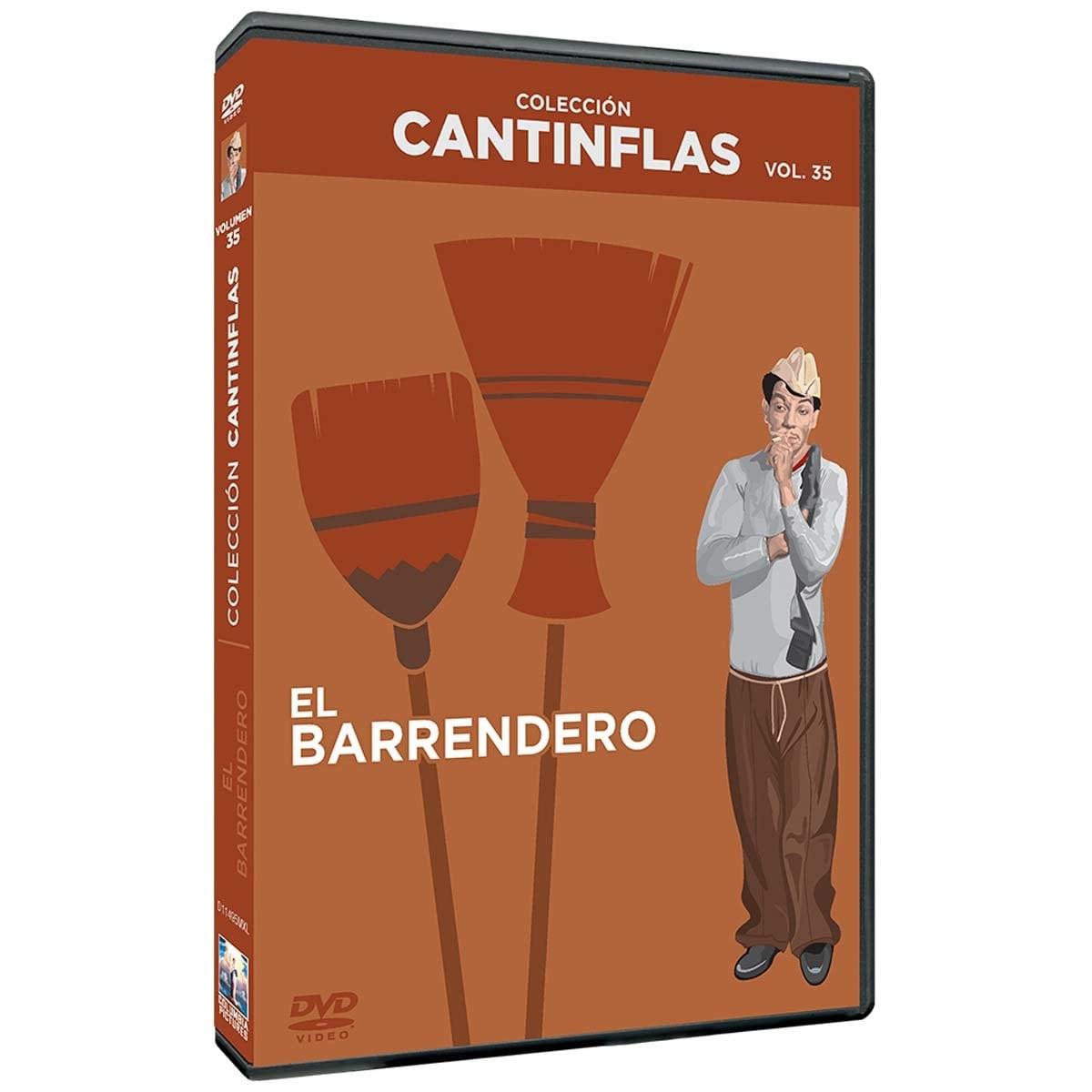 Dvd Coleccion Cantinflas el Barrendero