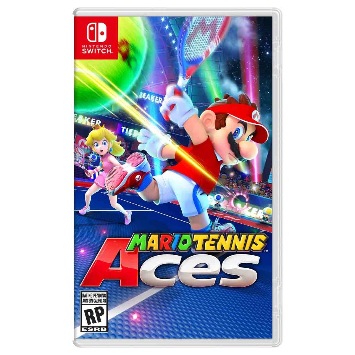 Nintendo Switch Mario Tenis Aces