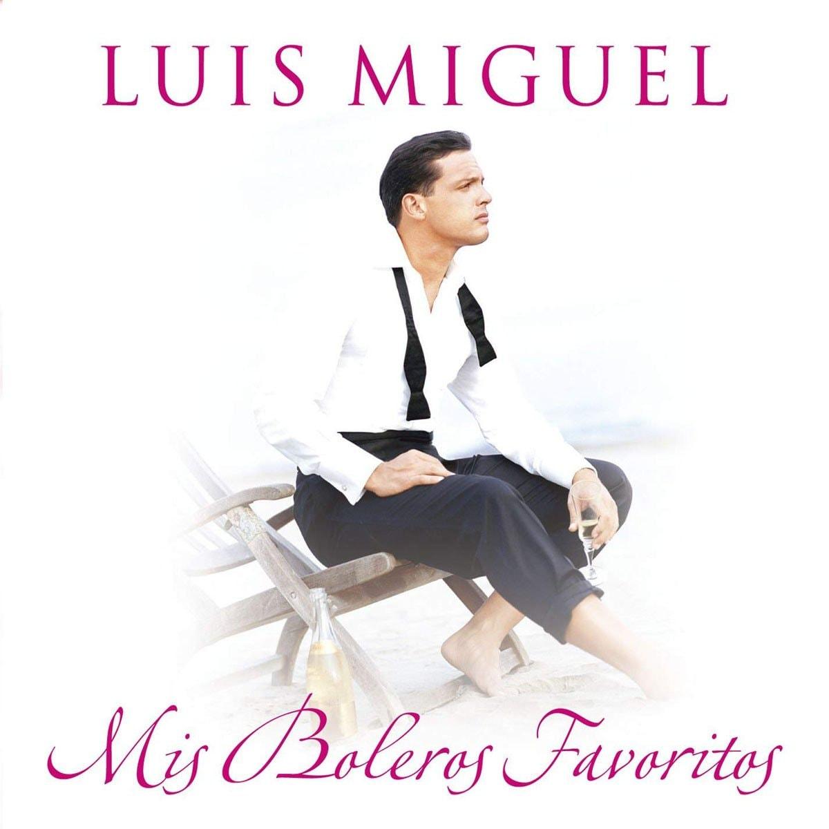 Cd Luis Miguel Mis Boleros Favoritos