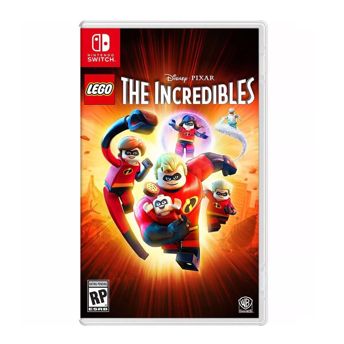 Nintendo Switch Lego Incredibles