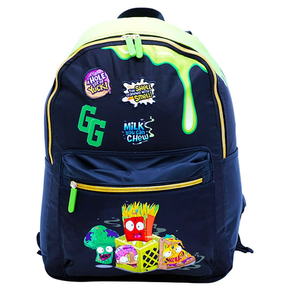 6d961041eb3 Mochila tipo backpack grossery gang negra 7122 atm packs