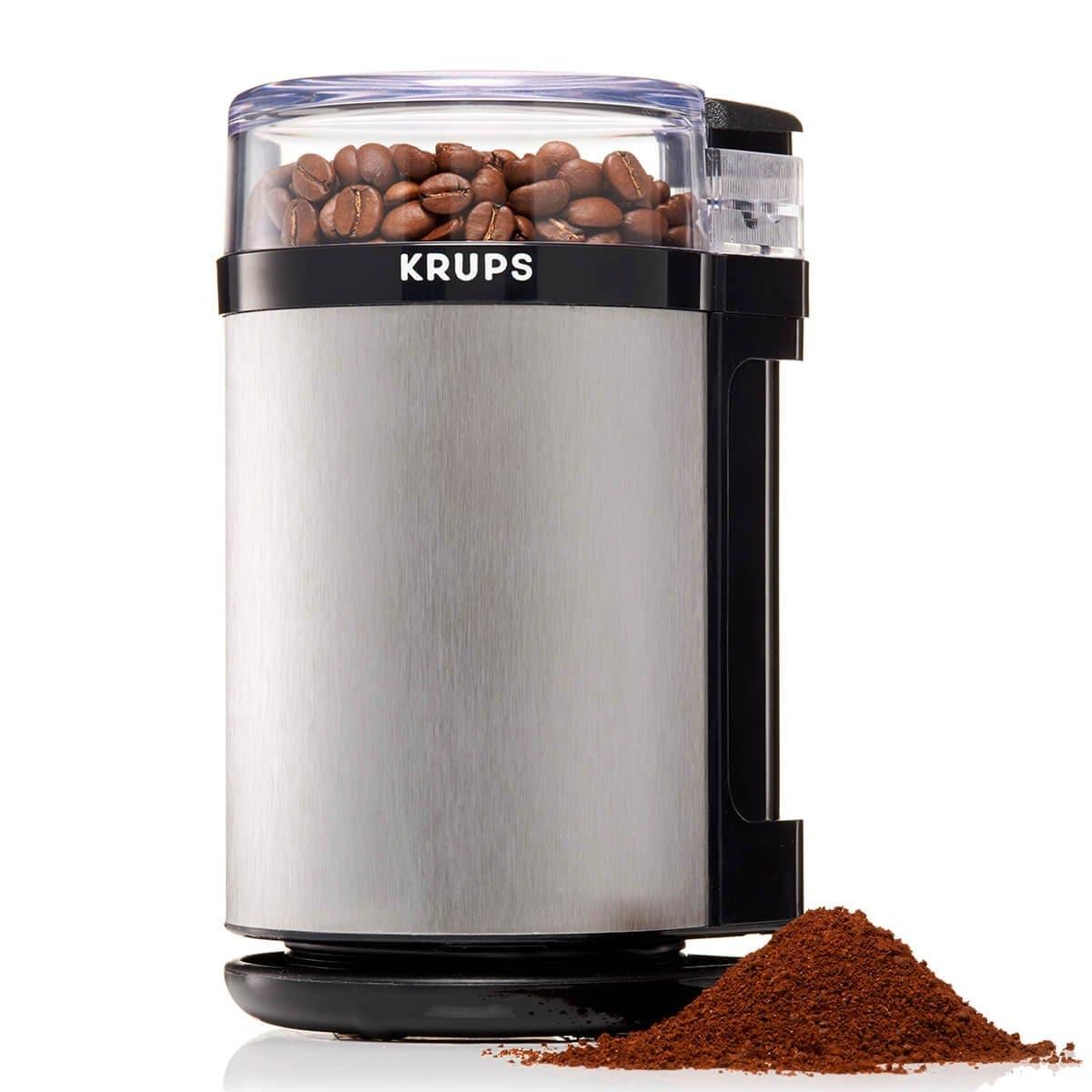 Molino de Cafe Inoxidable Krups