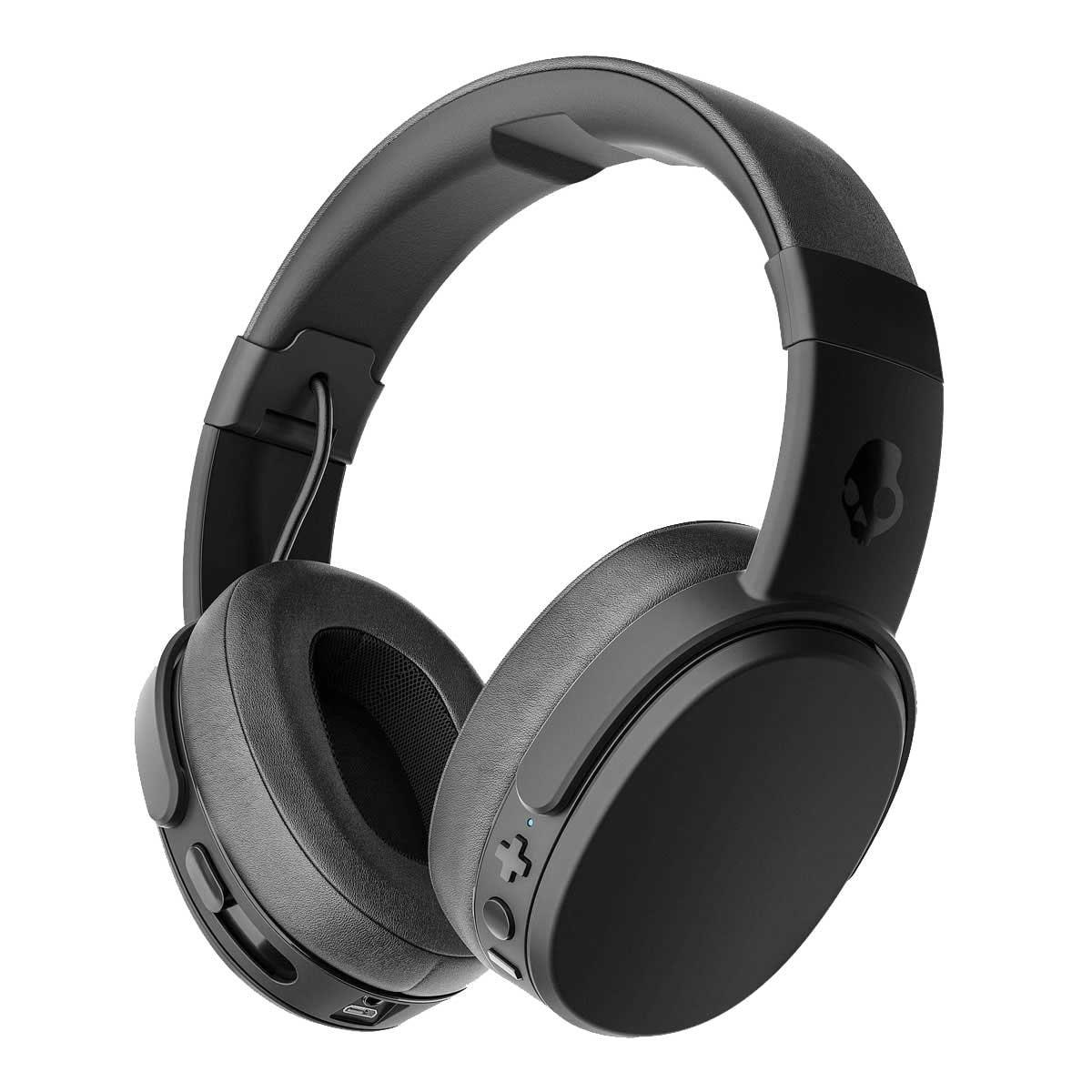 Audífonos Crusher Negro S6Crw-K591 Skullcandy