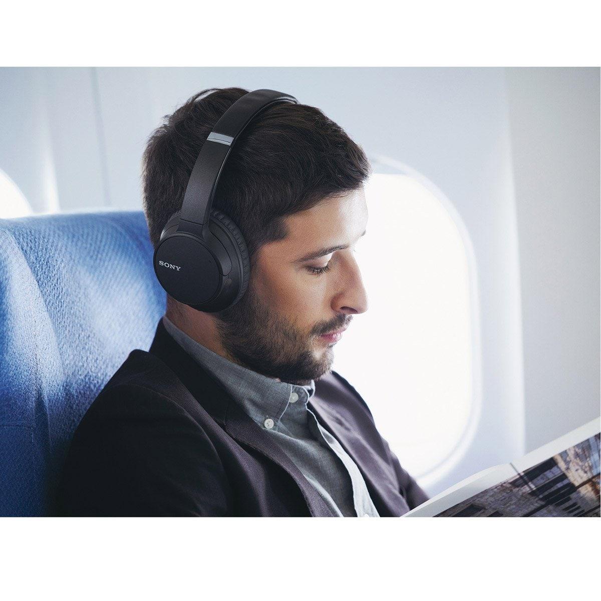 Audífonos Inalámbricos Wh-Ch700N Negro Sony