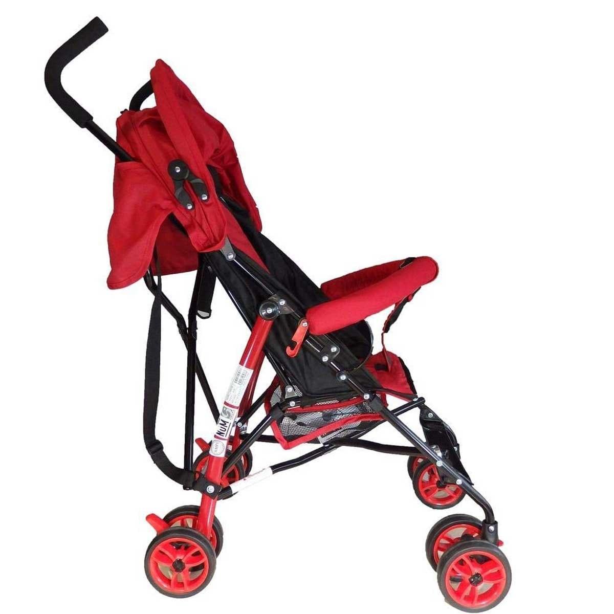 Carriola de Bastón Kip Corner Red Infanti