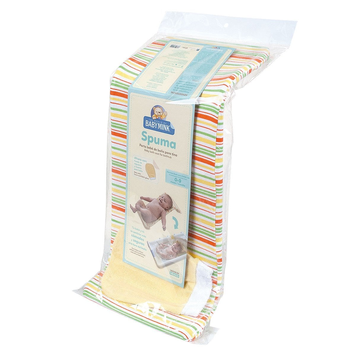 Porta Bebé Spuma Baby Mink