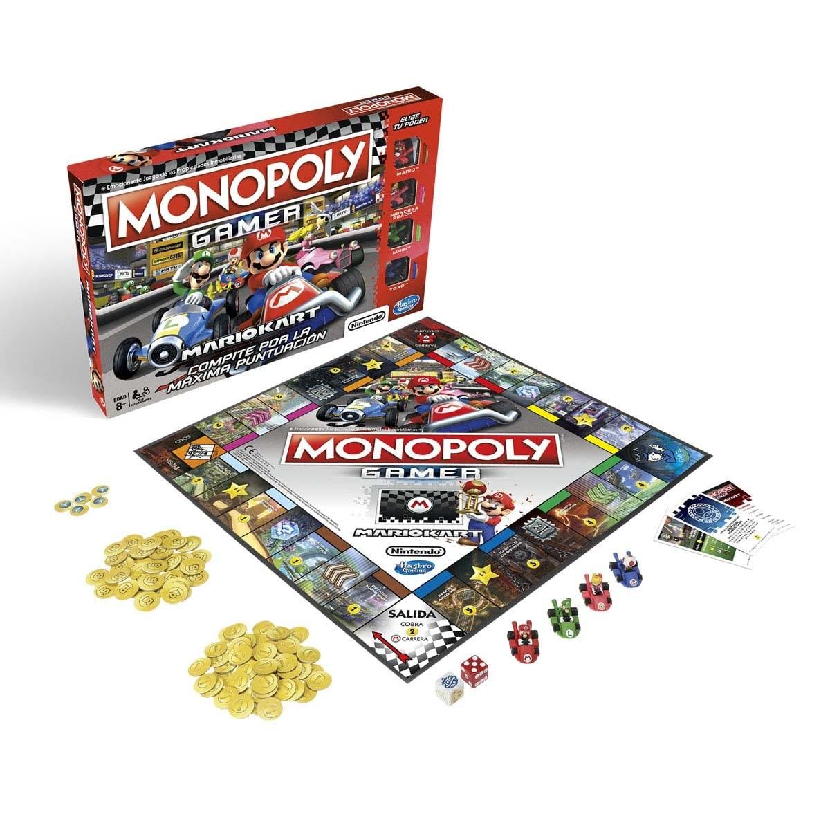 Monopoly Mario Kart Hasbro