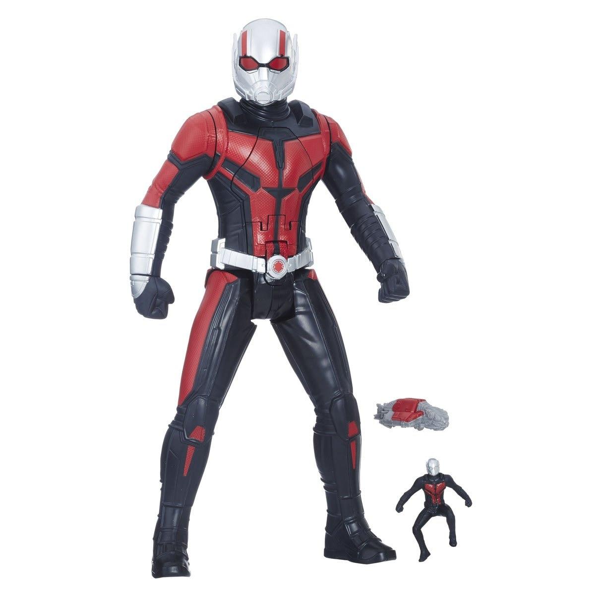 Marvel Figura de Acción Ant-Man Hasbro