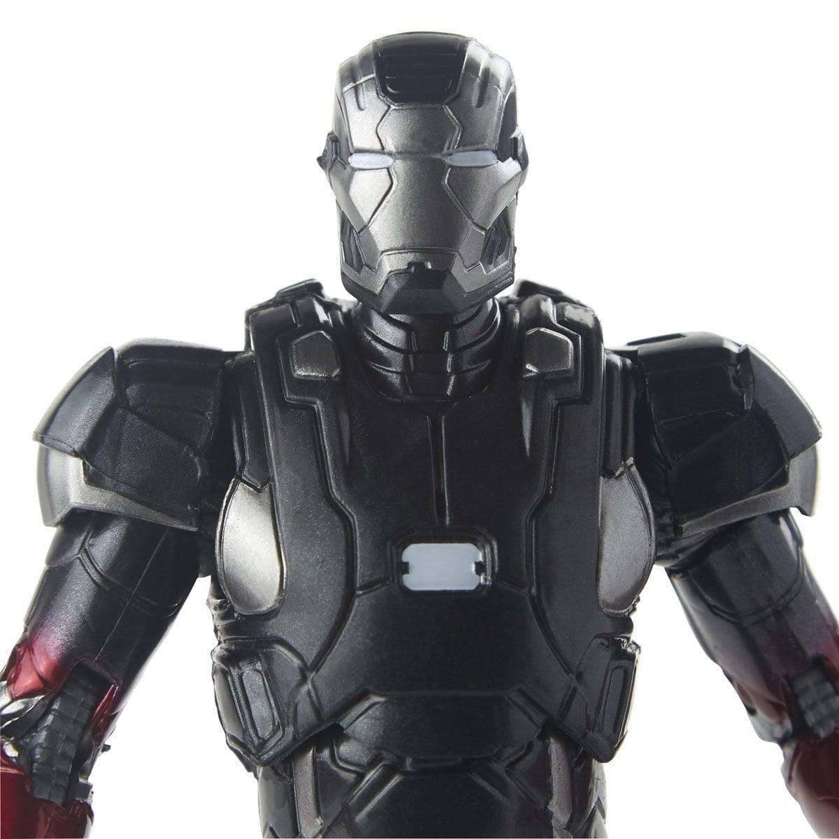 Marvel Pepper Pots, Iron Man Mark Xxii & The Mandarin Marvel 10Th Anniversary Hasbro