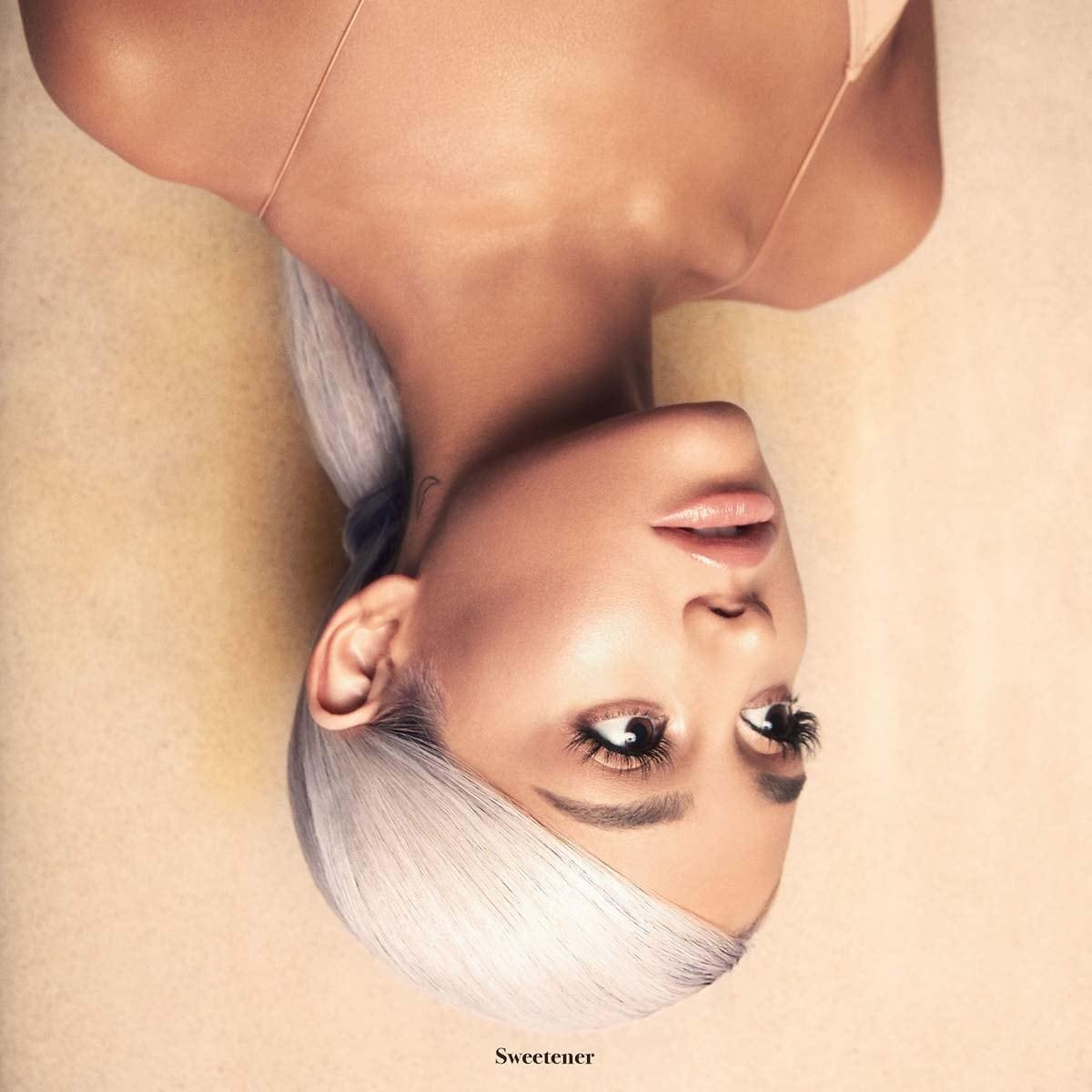 Cd Ariana Grande Sweetener