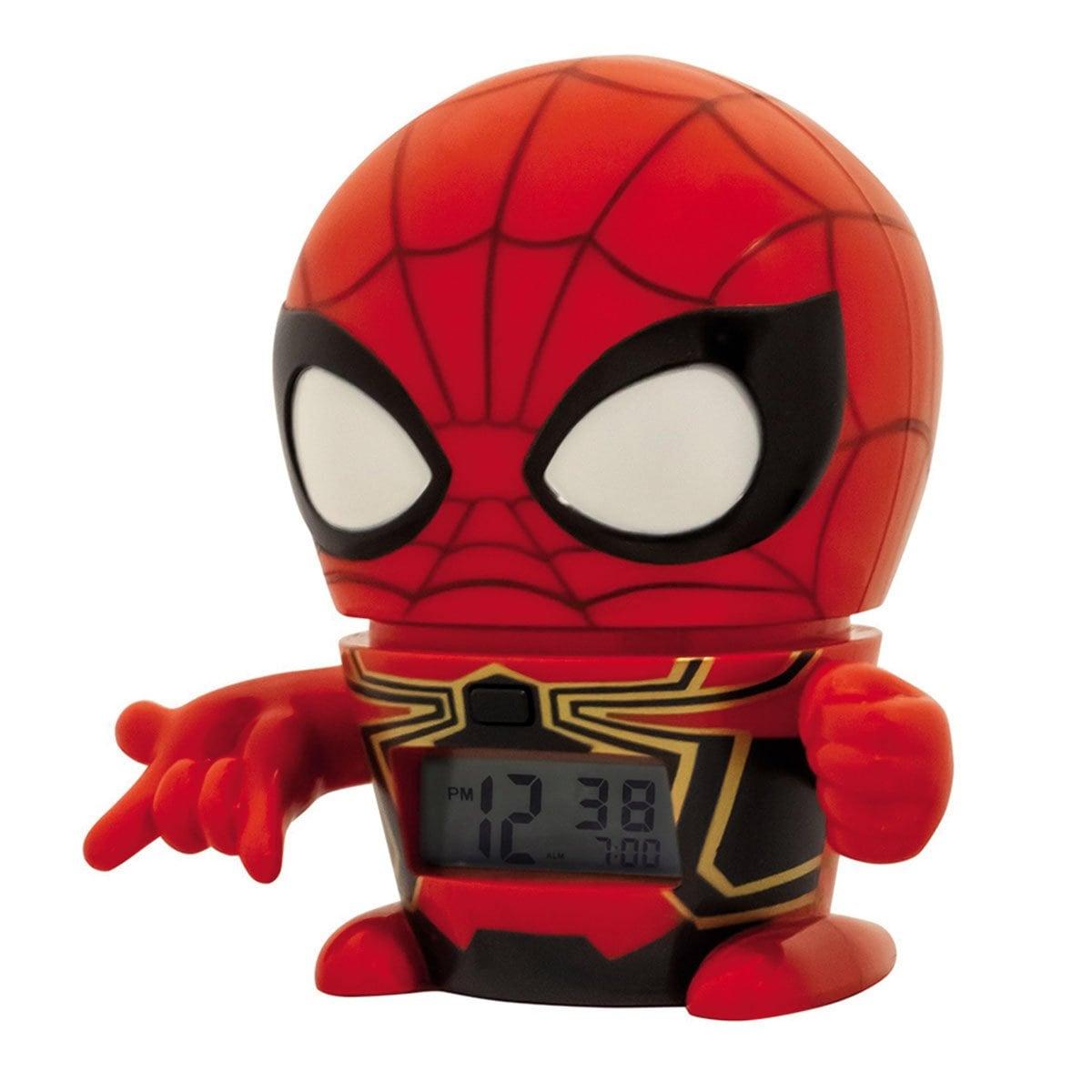"Despertador 5.5"" Spider Man Bulb Botz"