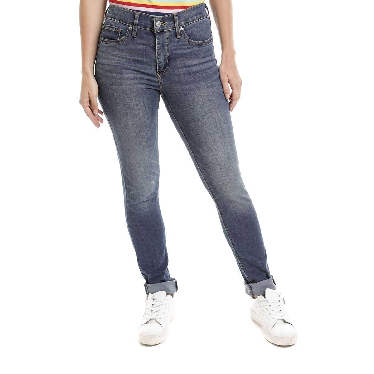 Jeans 311 Shaping Skinny Levis para Dama