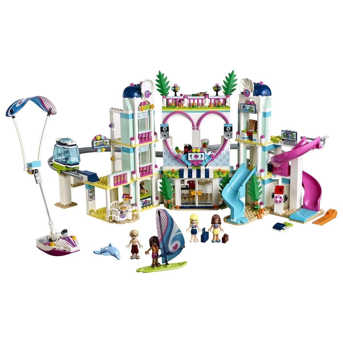 Friends Hlc Resort Lego