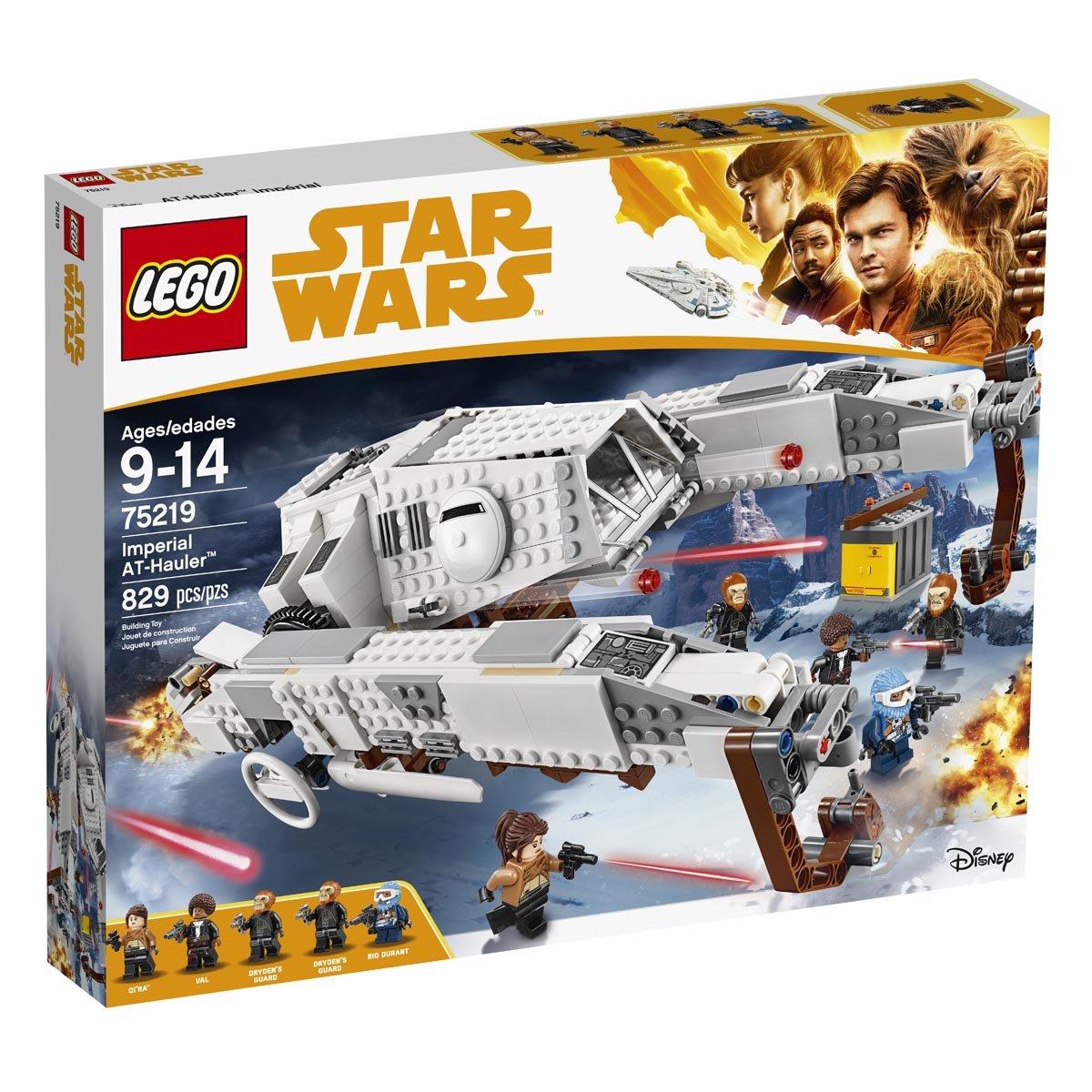 Star Wars Imperial At Hauler Lego