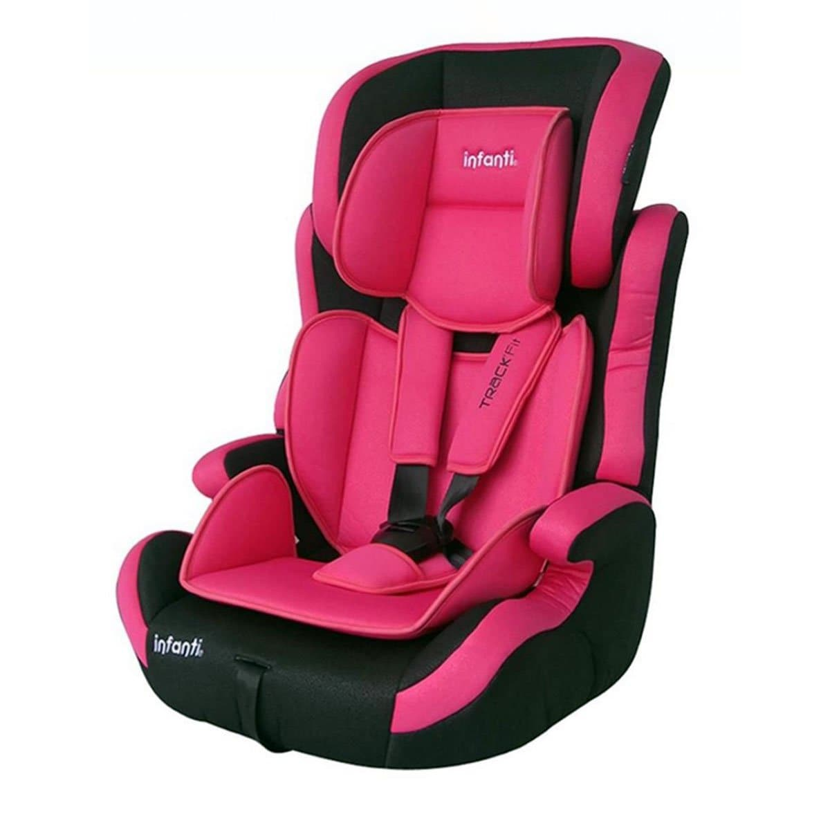 05f0253e Autoasiento booster track fit rosa infanti