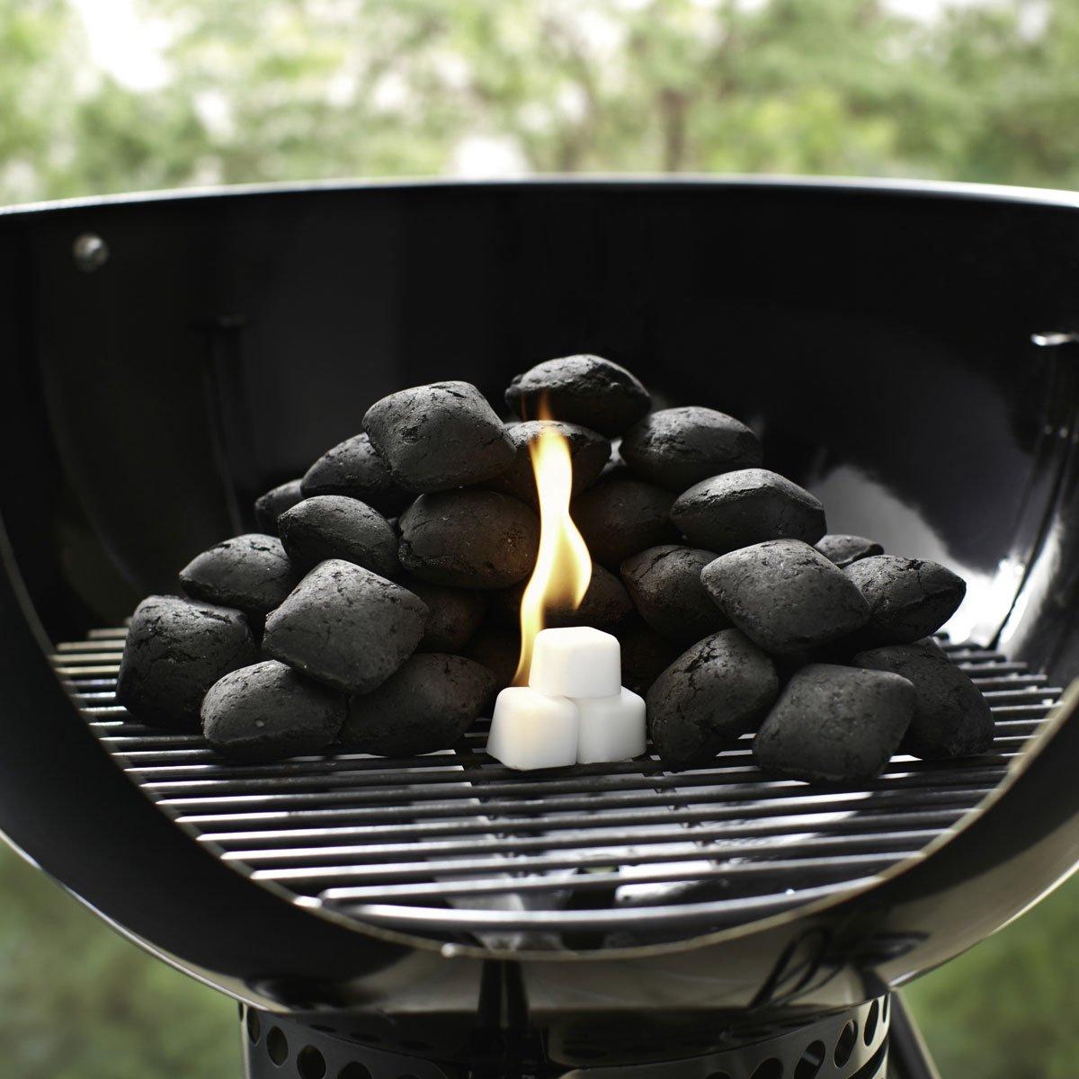 Cubos Weber para Encender Carbón, Mod 7417