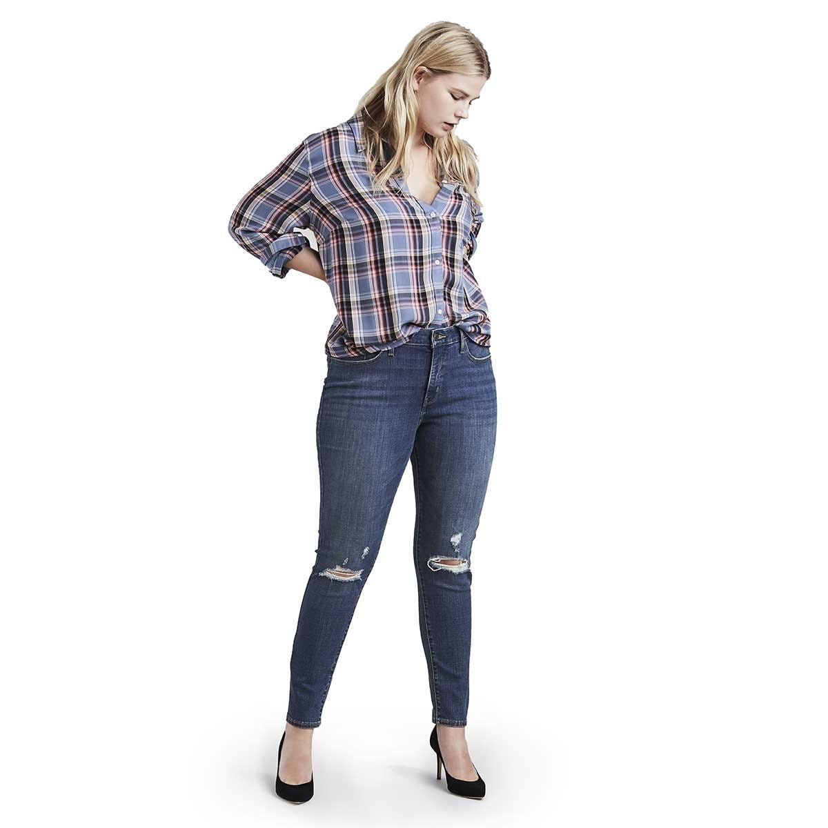 Jeans 310 Pl Shping Spr Skinny Levis Plus