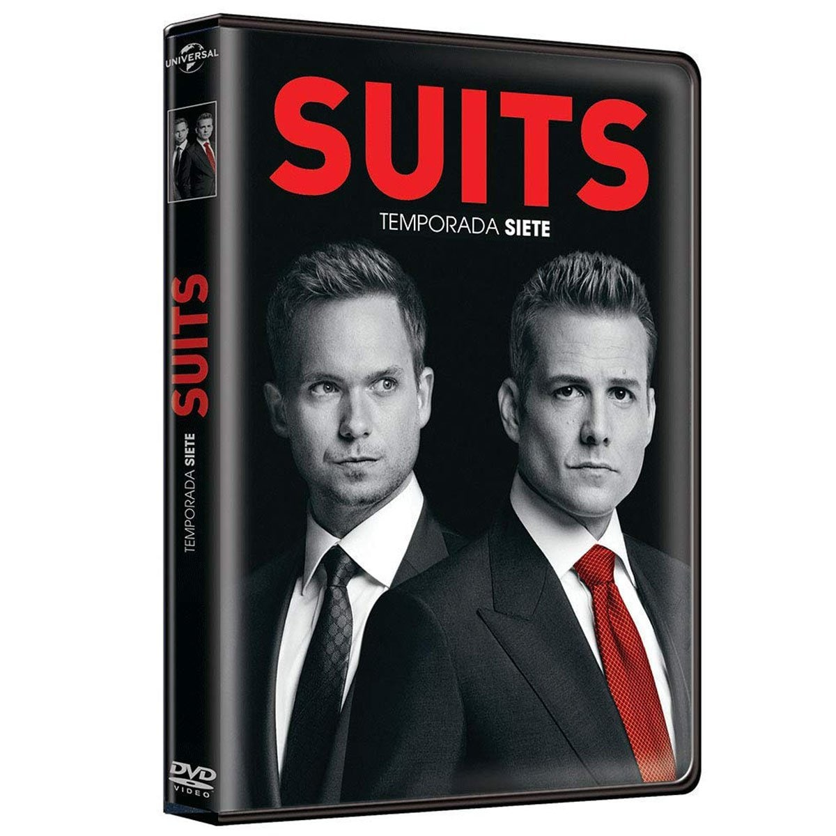Dvd  Suits - Temporada 7