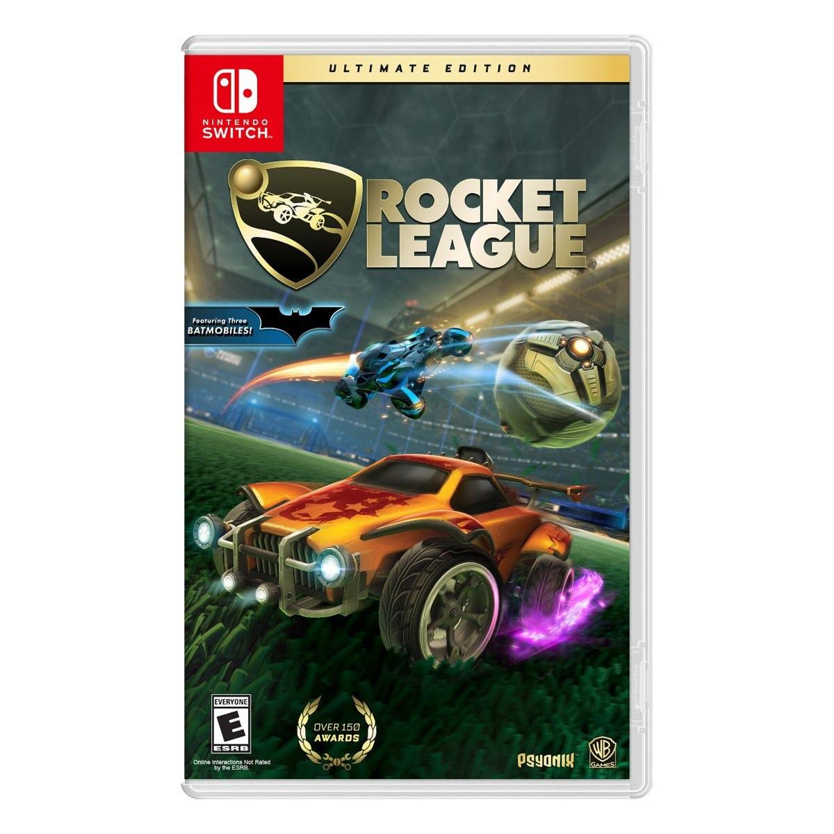Nintendo Switch Rocket League Ultimate Edition