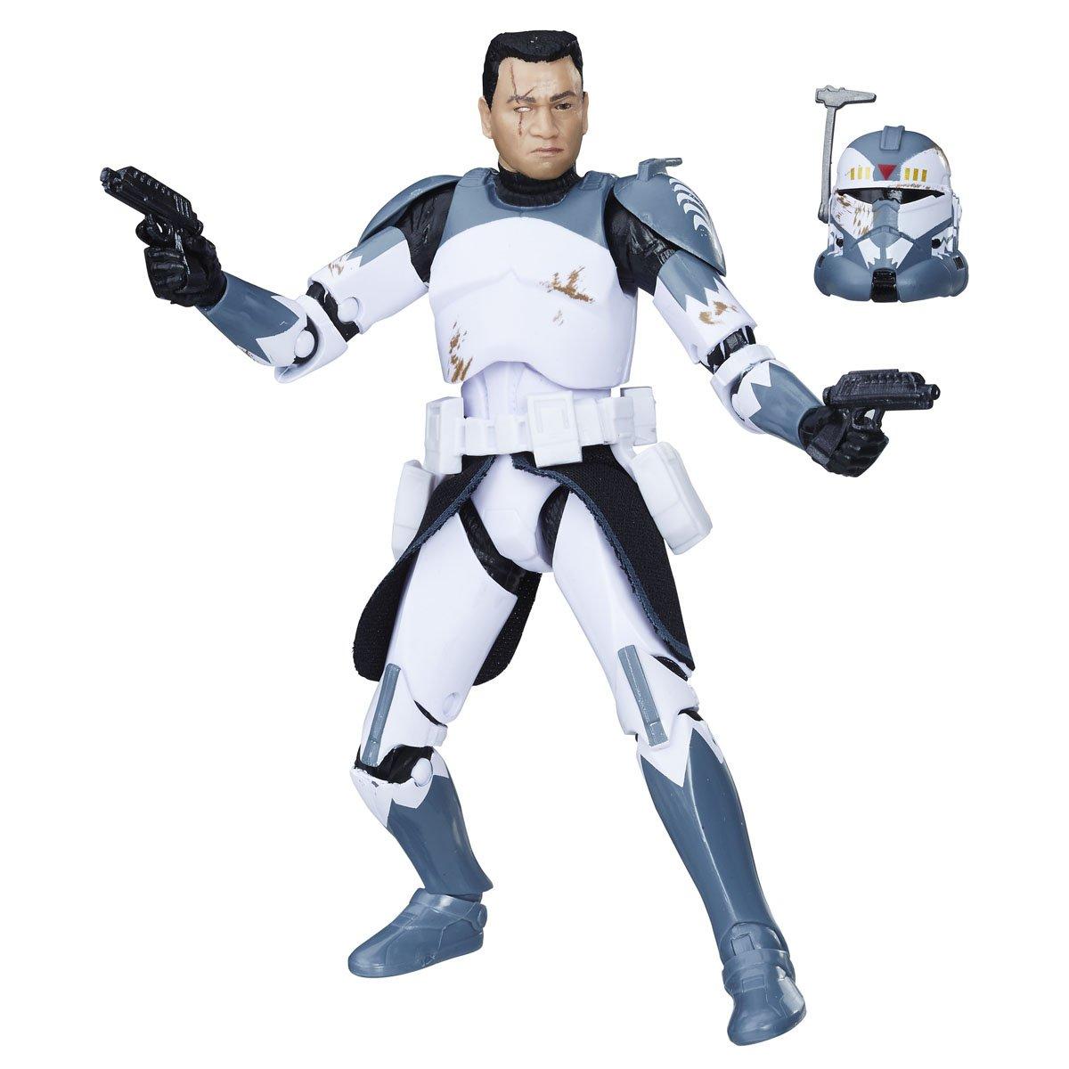 Star Wars Figura de Acción Commander Wolff The Black Series Hasbro