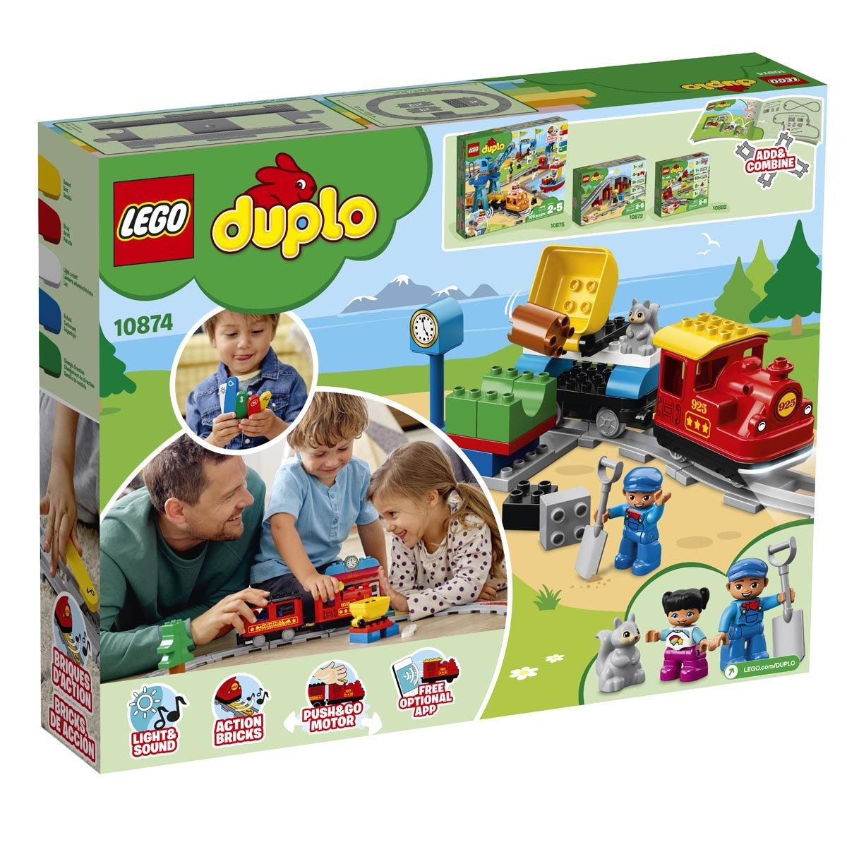Duplo Tren de Vapor Lego