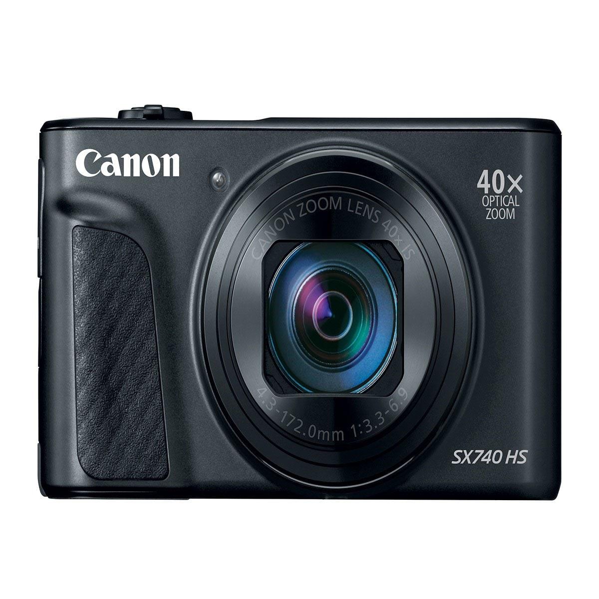 Cámara Canon 20.3 Mp Lcd 3 Sx740 B