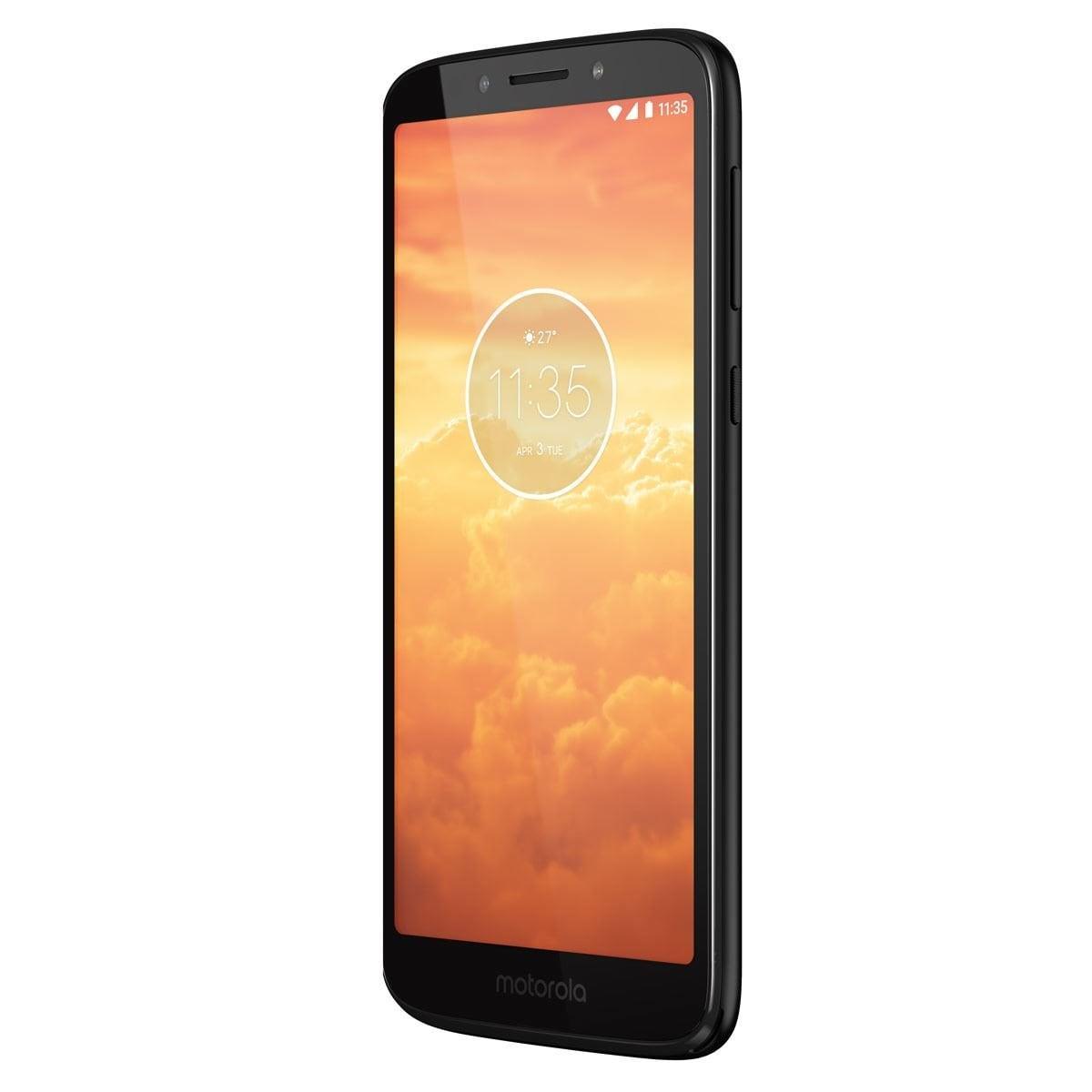 Celular Moto E5 Play Xt1920-18 Negro R9 (Telcel) Motorola