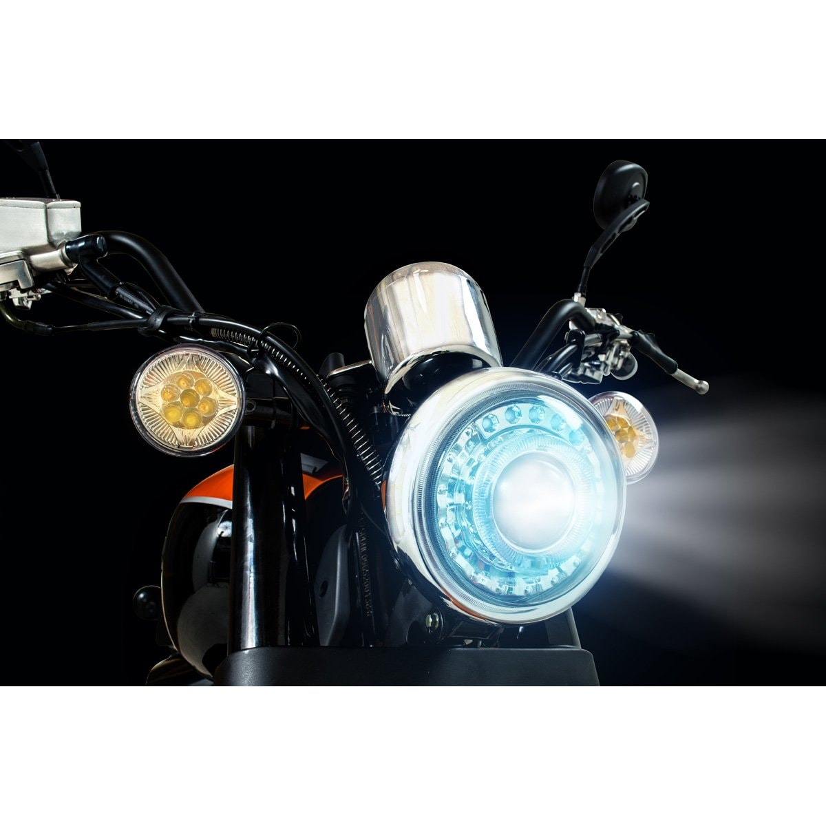 Motocicleta Estándar Black Devil 250 Cc Mb