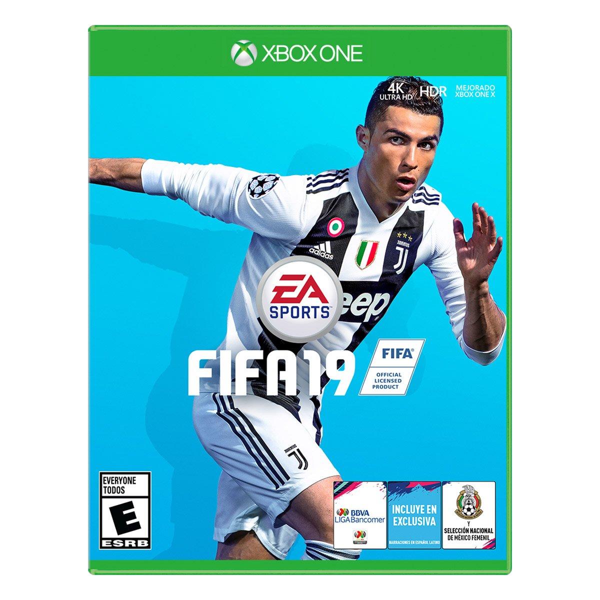 Xbox One Fifa Soccer 19