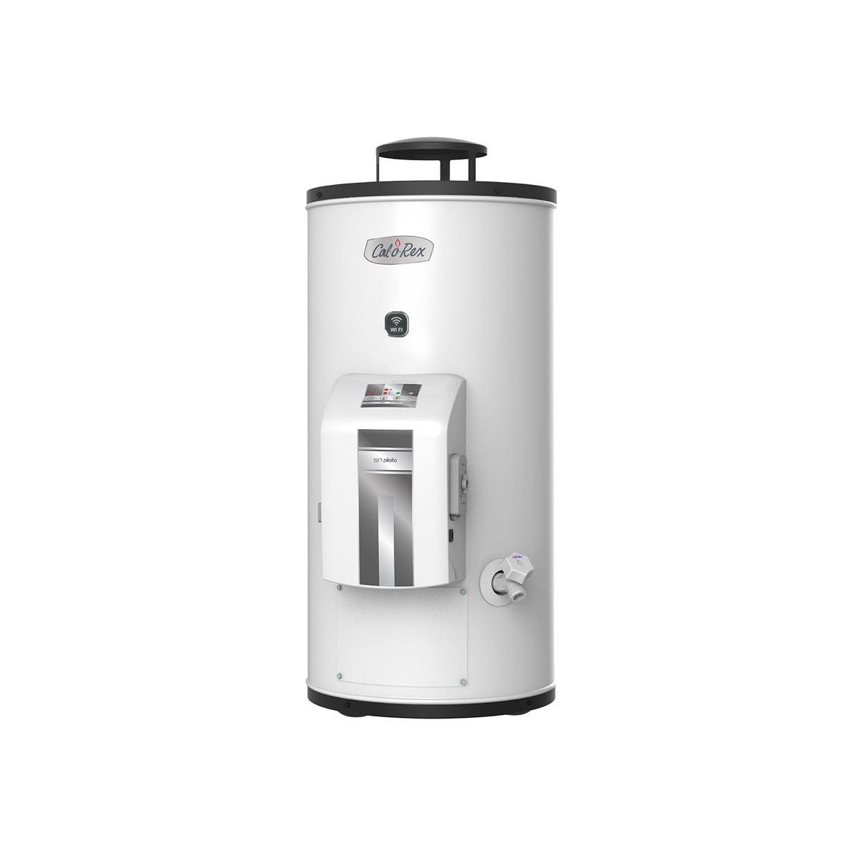 Calentador Calorex G-10 Sin Piloto Wi-Fi Gas L.p.